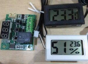 термометр/регулятор